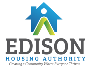 Edison Housing Authority Logo